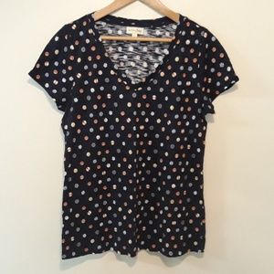 Maison Jules Beach Tee New Without Tags L